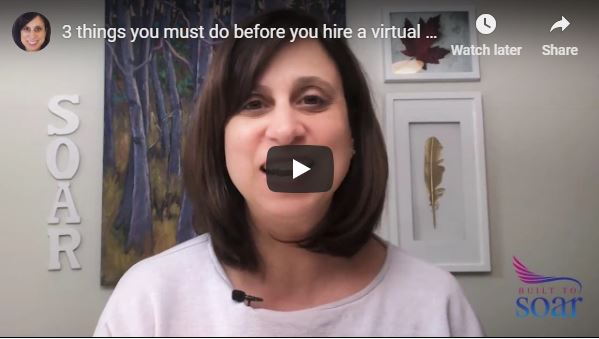 3 things you must do before you hire a virtual assistant