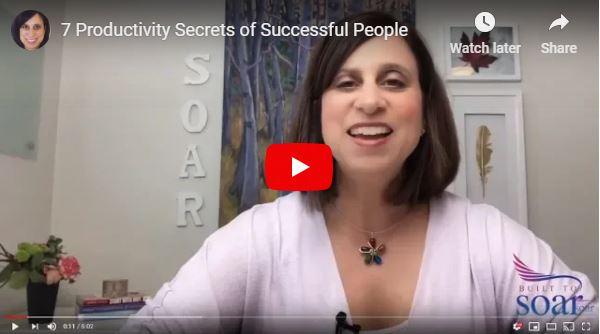 7 Productivity Secrets of Successful People