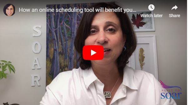 How an online scheduling tool benefits your business