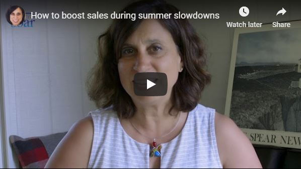 How to boost sales during summer slowdowns