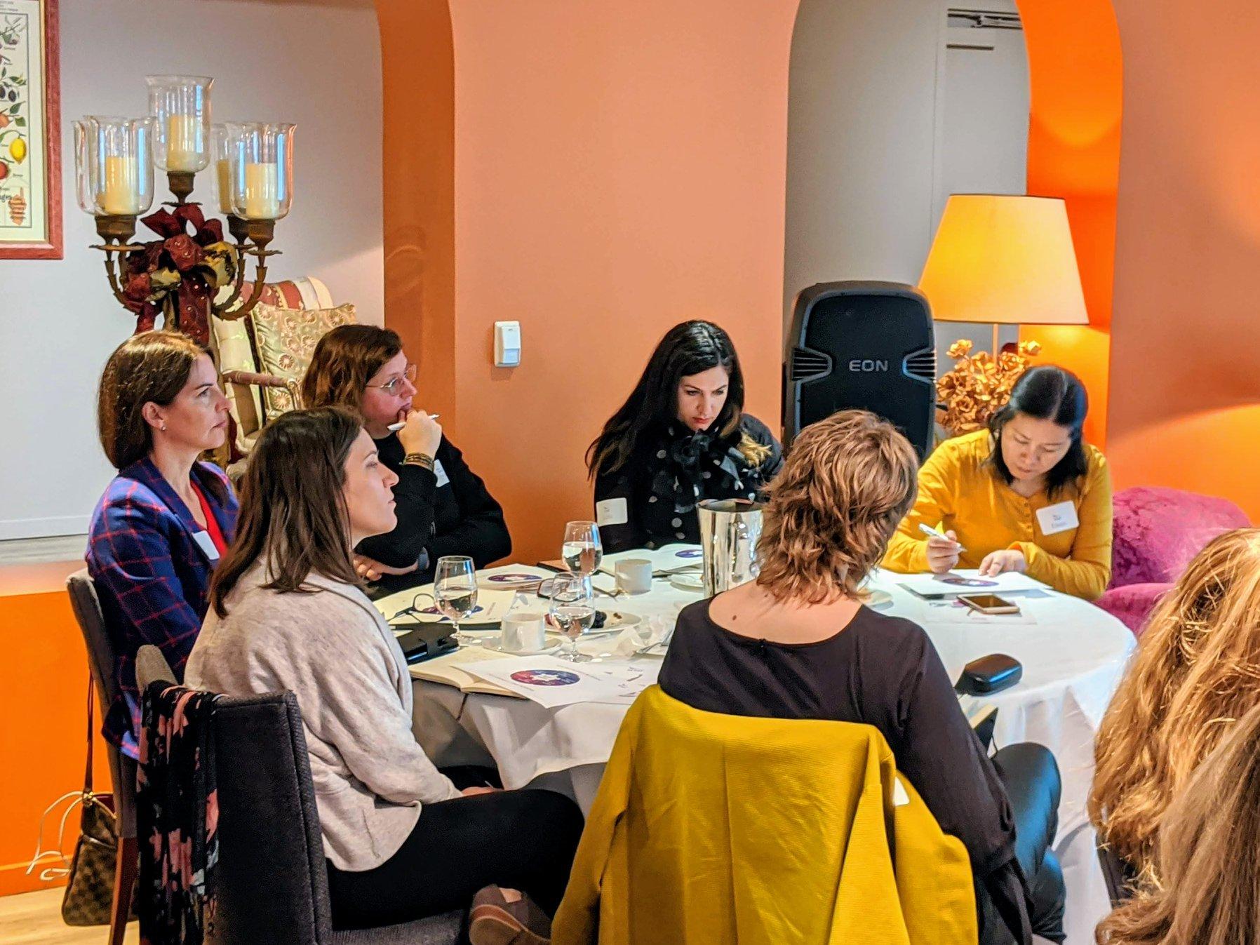 Work Smarter Workshop Audience